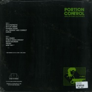 Back View : Portion Control - I STAGGERED MENTALLY (LP) - Dark Entries / DE085LP