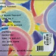 Back View : Moomin - A MINOR THOUGHT (CD) - Smallville / SMALLVILLECD11