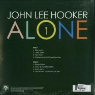 Back View : John Lee Hooker - ALONE VOL. 1 (LP + MP3) - Fat Possum / FP1147-1 / 39130941