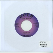 Back View : Samuel Jonathan Johnson - SWEET LOVE ( 7 INCH) - Athens Of The North / ATH025