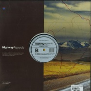 Back View : SCSI-9, Francys, Aldo Cadiz & Oscar Barila - HIGHWAY SPECIAL PACK 7 (3X12 INCH) - Highway Records / hwrpack07