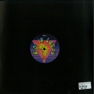 Back View : Drop Out Orchestra / South Beach Recycling - RIOT IN LAGOS - Black Riot Records / RIL1