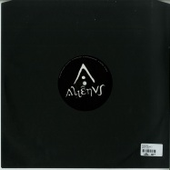 Back View : Havantepe - T.A.O.S.A. EP PART 1 - Alienus / ALI001