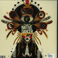 Back View : Native Dancer - EP VOL. I & II (LP) - Submit Records / submit001