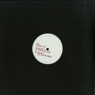Back View : Nail - ASTERALES EP (CAB DRIVERS REMIX) (140 GR) - Politics Of Dancing / POD014