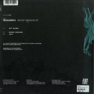 Back View : Musumeci - MOOD ORGANS EP (12 INCH + MP3) - Diynamic Music / Diynamic093