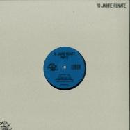 Back View : Various Artists - 10 JAHRE RENATE COMPILATION A - Renate Schallplatten / RS06A