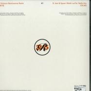 Back View : Age Of Love - THE AGE OF LOVE (INCL. SOLOMUN / JAM & SPOON REMIXES) - Renaissance / REN250001V