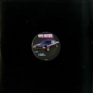 Back View : Chris Funk - THE FUNK ZONE EP - Super Motion / SUPER002