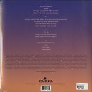 Back View : DJ Koze - KNOCK KNOCK (2LP+7INCH+DL) - Pampa Records / PampaLP013