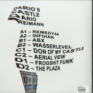 Back View : Dario Reimann - DARIOS CASTLE (2X12 INCH) - Pressure Traxx / PTX021