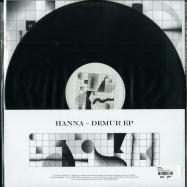 Back View : Hanna - DEMUR EP - Flumo Limited / FLTD013