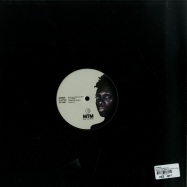 Back View : Shinedoe - MUTANT FREQUENCIES - MTM RECORDS (MUSIC THAT MOVES) / MTM001