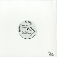 Back View : DJ Sling - The Secret EP - Born Free / BF30