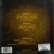 Back View : Lindemann feat. Haftbefehl - MATHEMATIK (7 INCH) - Universal / 7732339