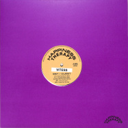 Back View : Vitess - EST / OUEST (ARMLESS KID RMX) - Happiness Therapy Records / HT04