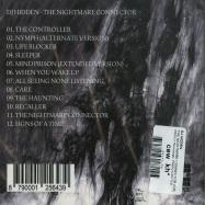 Back View : DJ Hidden - THE NIGHTMARE CONNECTOR (CD) - PRSPCT Recordings / PRSPCTLP017CD