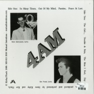 Back View : 4am - 4AM (LP) - Mutual Intentions / MI-013