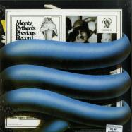 Back View : Monty Python - MONTY PYTHONS PREVIOUS RECORD (LP) - Virgin / 0806113