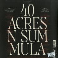Back View : Juju Rogers - 40 ACRES N SUM MULA (LP + MP3) - Jakarta / JAKARTA146-1