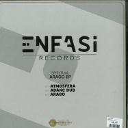 Back View : SPIRI:TUAL - ARAGO EP - Enfasi Records / ENFASI001