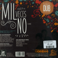 Back View : Ska Jazz Messengers - MIL VECES NO (7 INCH) - Liquidator / 21294