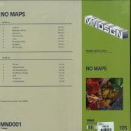 Back View : Mndsgn - NOMAPS (LP) - Mndsgn Limited / MND001