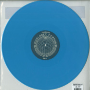 Back View : Tim Reaper & Dwarde Present - GLOBEX CORP VOLUME 10 - THE REMIXES (BLUE COLOURED VINYL) - 7th Storey Projects / 7THGLOBEX010