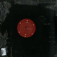 Back View : Syrte vs Visions Of Glosters - 759.370 (RED VINYL) - Science Cult / SCAS0