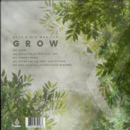 Back View : Bcee & Blu Mar Ten - GROW EP - Spearhead / Spear105