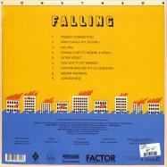 Back View : Fonkynson - FALLING (LP) - Lisbon Lux Records / LLR0106LP