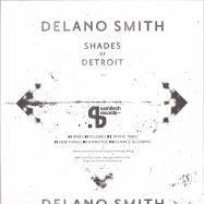 Back View : Delano Smith - SHADES OF DETROIT (SUSHITECH 15TH ANNIVERSARY REISSUE, 2X12 INCH) - Sushitech / SUSH 13.5