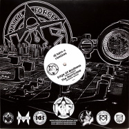 Back View : Luna-C - REMIXES EP - Kniteforce Records  / KF106