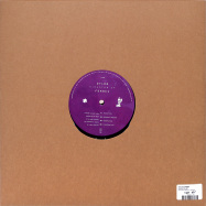 Back View : Dylan Forbes - KINGSTON EP - Echocentric Records / ECR006