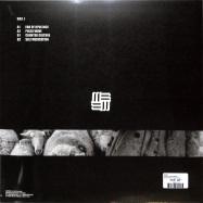Back View : Dax J - END OF OPULENCE - Monnom Black / MONNOM022