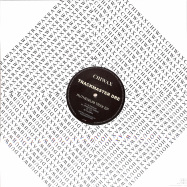 Back View : Trackmaster Dre - RUTHENIUM TRAX EP - Chiwax / CTX08
