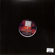 Back View : Solution Featuring Tafuri - WASIT JUST A GAME - Good Vibrations / GVMV003