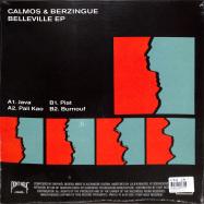 Back View : Calmos & Berzingue - BELLEVILLE EP - Pont-Neuf Records / PN015