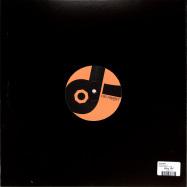Back View : Studyman - DIJON SOUL EP - Decabaret Records / Decab011