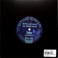 Back View : Situation Featuring Venessa Jackson - TIME (7 INCH) - Situationism / SITU047