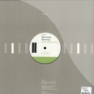 Back View : Morning Factory - NEW MEMORIES - Yore Records / YRE027