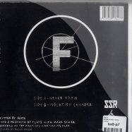 Back View : Flats - NEVER AGAIN (7 INCH) - 1109tp7