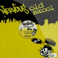 Back View : Track And Feel Events - YES HE IS - Nervous Old Skool / nos02