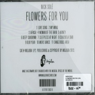 Back View : Nick Sole - FLOWERS FOR YOU (CD) - Mojuba / MojubaCD2