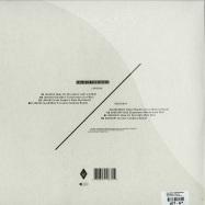 Back View : Kollektiv Turmstrasse - ORDINARY EP (2x12) - Musik Gewinnt Freunde / Musik Gewinnt Freunde 20