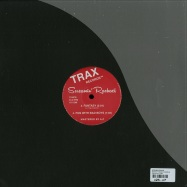 Back View : Screamin Rachael - QUEEN OF HOUSE EP SAMPLER - Trax Records / TX487