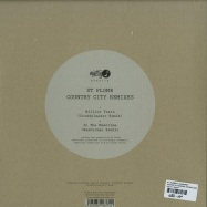 Back View : St. Plomb ft. Iza Brown - COUNTRY CITY REMIXES (CROWDPLEASER / WASHERMAN) (10 INCH) - Nice Try / Ntry019