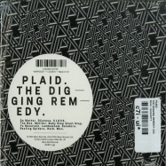 Back View : Plaid - THE DIGGING REMEDY (CD) - Warp / warpcd277