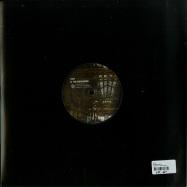 Back View : I.N.D. - PEUR BLEUE 15 (COLOURED VINYL) - Peur Bleue / peurbleue015