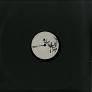 Back View : Eduardo De La Calle - ROSERT EP (VINYL ONLY) - Monogram Systems / MNG067